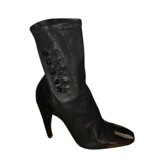 Bottines & low boots à talons Nina Ricci  pas cher