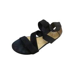 Sandales plates  Ba&sh  pas cher