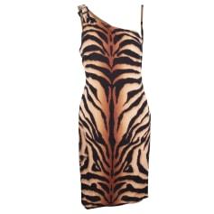 Robe longue Versace  pas cher