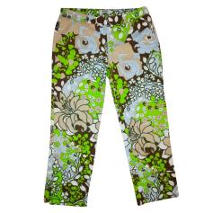 Pantalon droit Moschino  pas cher