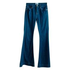 Boot-Cut Jeans Versus Versace