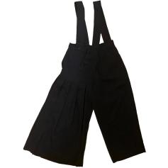 Pantalon large Yohji Yamamoto  pas cher