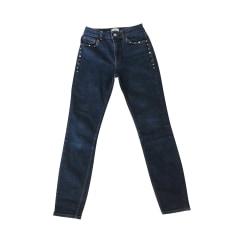 Jeans slim Claudie Pierlot