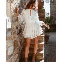 Robe courte Spell & the Gypsy Collective  pas cher