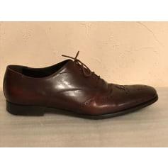 Lace Up Shoes Prada