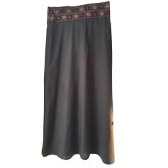 Jupe longue Isabel Marant  pas cher