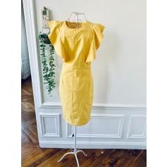 Robe courte Createur  pas cher