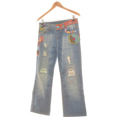 Straight-Cut Jeans  Desigual