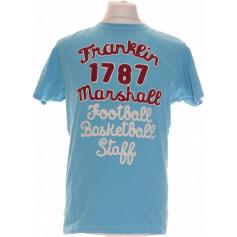 Tee-shirt Franklin & Marshall  pas cher