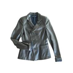 Leather Jacket Balenciaga