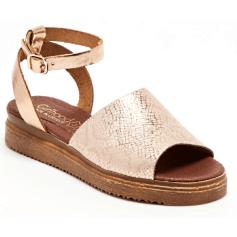 Sandales plates  Girlhood  pas cher