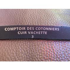 Ceinture fine Comptoir Des Cotonniers  pas cher