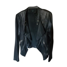 Leather Jacket Guess