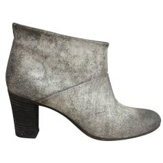 High Heel Ankle Boots Maison Martin Margiela