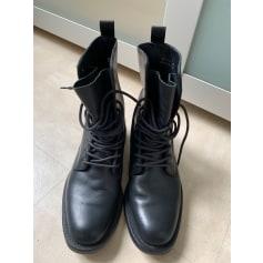Stiefeletten, Ankle Boots Saint Laurent
