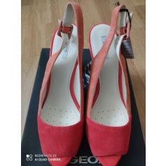 Peep-Toe Pumps Geox