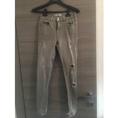 Jeans slim Pull & Bear  pas cher