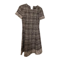 Robe mi-longue DKNY  pas cher