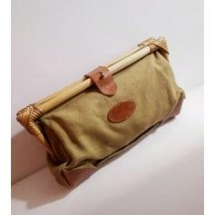 Stoffhandtasche Vintage