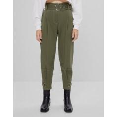 Pantalon large Bershka  pas cher