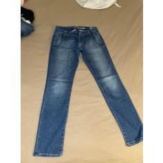Jeans droit Please  pas cher