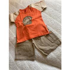 Shorts Set, Outfit Tex