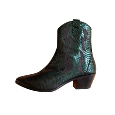 Cowboy Ankle Boots Patricia Blanchet