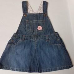 Skirt Overalls Grain de Blé