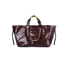 Leather Handbag Isabel Marant