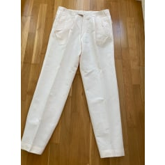 Pantalon droit Lanvin  pas cher