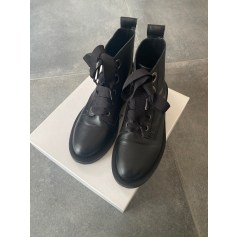 Bottines & low boots plates Jonak  pas cher