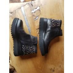 Bottines & low boots à compensés Tosca Blu  pas cher