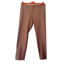 Pantalon droit Marks & Spencer Autograph  pas cher