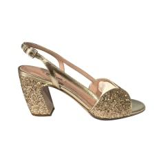 Sandali con tacchi Miu Miu