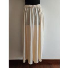 Pantalon large beatrrice  pas cher