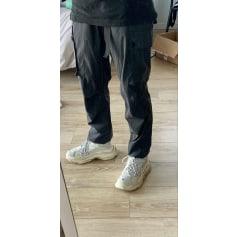 Pantalon large Sixth June  pas cher