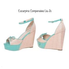 Sandales compensées Liu Jo  pas cher