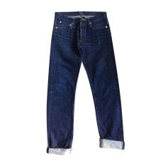 Jeans droit APC  pas cher