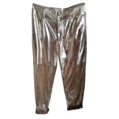 Pantalon carotte Antik Batik  pas cher