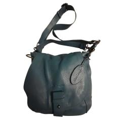 Leather Shoulder Bag Mac Douglas