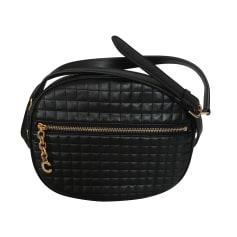 Leather Shoulder Bag Céline Sac C