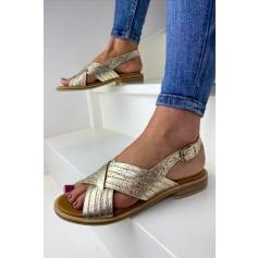 Sandales plates  Minka Design  pas cher