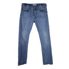 Jeans droit Stone Island  pas cher