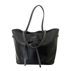 Leather Handbag Repetto