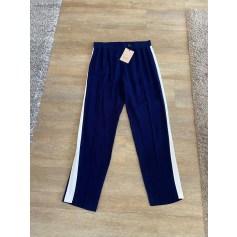 Pantalon large Twin-Set Simona Barbieri  pas cher
