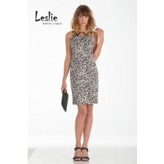 Robe mi-longue Leslie Monte-Carlo  pas cher