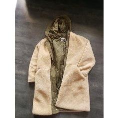 Manteau en fourrure Gold & Silver  pas cher