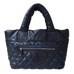 Lederhandtasche Chanel Cocoon