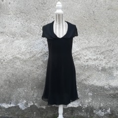 Robe mi-longue Emporio Armani  pas cher