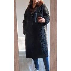 Manteau en fourrure maison Roy à Lyon  pas cher
